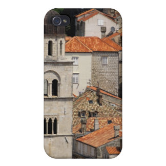 Europe, Croatia. Medieval walled city of Covers For iPhone 4