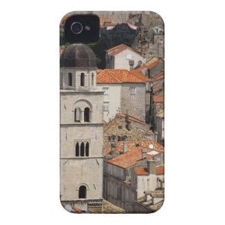 Europe, Croatia. Medieval walled city of iPhone 4 Cases