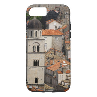 Europe, Croatia. Medieval walled city of iPhone 8/7 Case