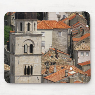 Europe, Croatia. Medieval walled city of Mouse Mat