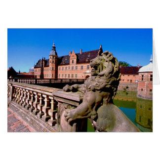 Europe, Denmark, Copenhagen aka Kobenhaven), Greeting Card