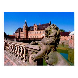 Europe, Denmark, Copenhagen aka Kobenhaven), Postcard