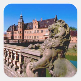 Europe, Denmark, Copenhagen aka Kobenhaven), Stickers