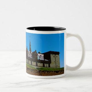 Europe, Denmark, Helsingor aka Elsinore), Two-Tone Coffee Mug
