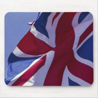 Europe, England, British flag Mouse Pad