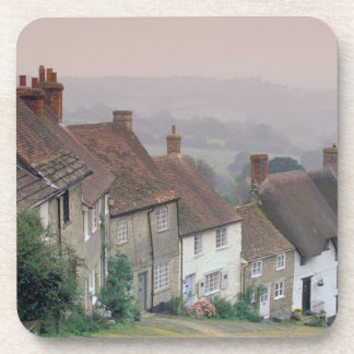 Europe, England, Dorset, Gold Hill, Shaftesbury. Coaster