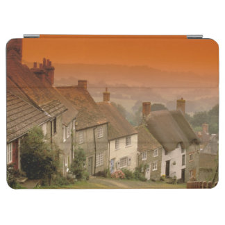 Europe, England, Dorset, Shaftesbury. Gold hill iPad Air Cover