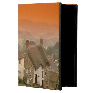 Europe, England, Dorset, Shaftesbury. Gold hill iPad Air Covers