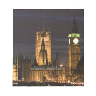 Europe, ENGLAND, London: Houses of Parliament / 2 Notepad