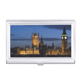 Europe, ENGLAND, London: Houses of Parliament / Business Card Holder