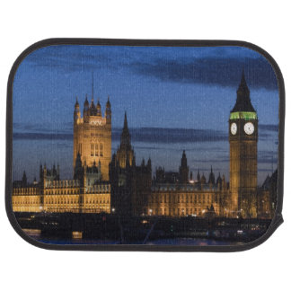 Europe, ENGLAND, London: Houses of Parliament / Car Mat