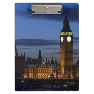 Europe, ENGLAND, London: Houses of Parliament / Clipboard