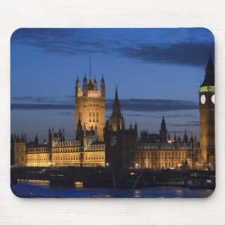 Europe, ENGLAND, London: Houses of Parliament / Mouse Pad