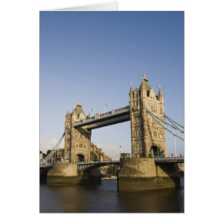 Europe,ENGLAND, London: Tower Bridge / Late Card