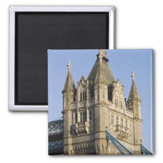 Europe ENGLAND, London: Tower Bridge / Late Fridge Magnets