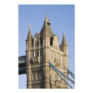 Europe ENGLAND, London: Tower Bridge / Late Photo Print
