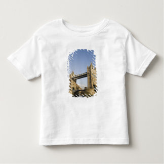 Europe,ENGLAND, London: Tower Bridge / Late Toddler T-Shirt