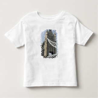 Europe, England, London. Tower Bridge over the Toddler T-Shirt