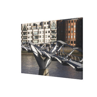 Europe,ENGLAND, London: View of the Millenium Gallery Wrap Canvas
