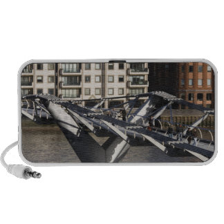 Europe,ENGLAND, London: View of the Millenium iPod Speakers