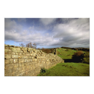 Europe England Northumberland Hadrian s Photograph