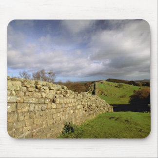 Europe, England, Northumberland. Hadrian's Mouse Mat