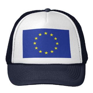Europe EU European flag Cap