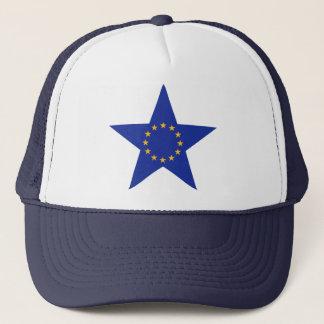 Europe EU star flag Trucker Hat