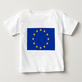 Europe flag baby T-Shirt
