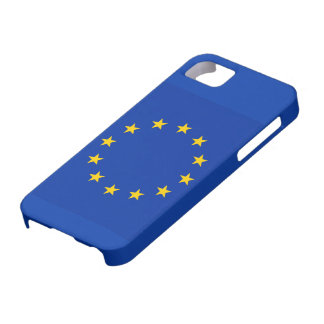 Europe flag case for the iPhone 5