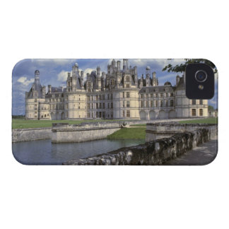 Europe, France, Chambord. Imposing Chateau iPhone 4 Covers