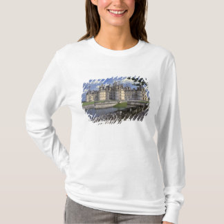 Europe, France, Chambord. Imposing Chateau T-Shirt