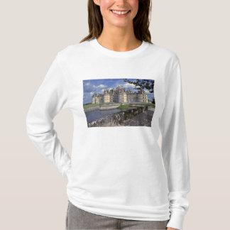 Europe, France, Chambord. Imposing Chateau T-Shirt