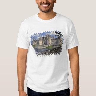 Europe, France, Chambord. Imposing Chateau Tee Shirts