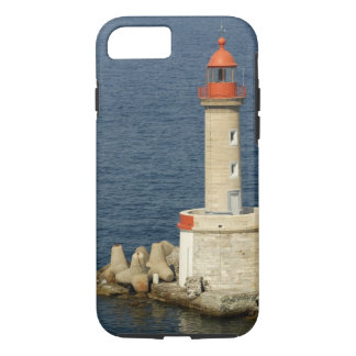 Europe, France, Corsica, Bastia.  Port iPhone 7 Case