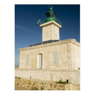 Europe France Corsica Ile Rousse Lighthouse Postcards