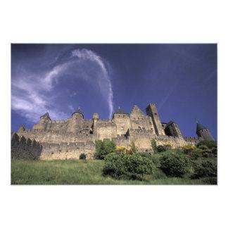 Europe, France, Languedoc; Aude; Carcassonne, Photograph