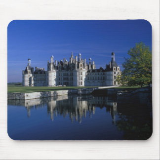 Europe, France, Loire Valley. Chateau Chambord Mouse Pad