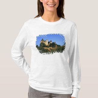 Europe, France, Montforte. The medieval castle T-Shirt