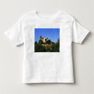 Europe, France, Montforte. The medieval castle Toddler T-Shirt