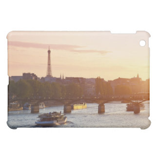 Europe, France, Paris (75), Tourist Boat on Case For The iPad Mini