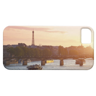 Europe, France, Paris (75), Tourist Boat on iPhone 5 Cover