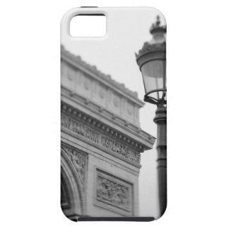 Europe, France, Paris. Arc de Triomphe and iPhone 5 Case