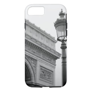 Europe, France, Paris. Arc de Triomphe and iPhone 8/7 Case