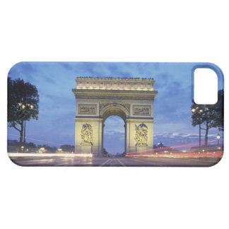 Europe, France, Paris. Arc de Triomphe as viewed Case For The iPhone 5
