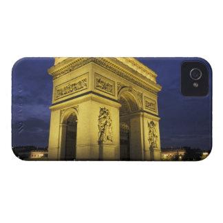Europe, France, Paris. Arc de Triomphe Case-Mate iPhone 4 Cases
