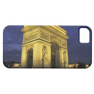 Europe, France, Paris. Arc de Triomphe iPhone 5 Cover