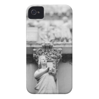Europe, France, Paris. Detail: Sculpture on Case-Mate iPhone 4 Case