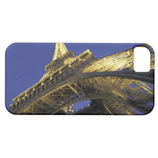 Europe, France, Paris, Eiffel Tower, evening 2 Barely There iPhone 5 Case