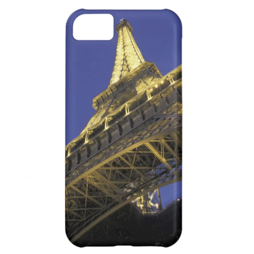 Europe, France, Paris, Eiffel Tower, evening 2 Case For iPhone 5C